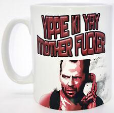 Die Hard With A Vengeance John McClane Yippie Ki Yay Mother F@#ker Movie Mug