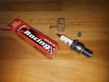1x Kawasaki KX65 y2000-2013 = Brisk Performance YS Silver Upgrade Spark Plugs