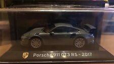 "DIE CAST "" PORSCHE 911 GT3 RS - 2017 "" SUPER CAR SCALA 1/43"