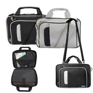 """For 10"""" Microsoft Surface Go 2 School Casual Nylon Laptop Bag Tablet Case Cover"""