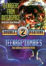 Double: Teenagers from Outerspace / Teenager Zombies DVD NEW(OD-DDC5510 / OD-233