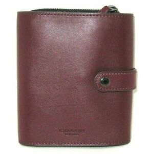 COACH MEN'S CORD ORGANIZER WALLET