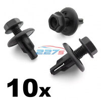 2x Bonnet Hood Support Stay Clips Rod Holder For Honda Accord CRV /& NSX