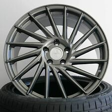 """19"""" Keskin KT17 Palladium ET45 Concave Alufelgen für VW Golf 6 VI  + Cabrio 1K"""