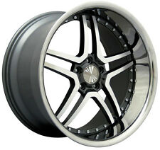 "20"" Euro 63 RS Wheels For Mercedes SL500 SL550 SL600 SL55 CLS500 CLS55 Rims Set"