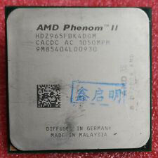 AMD Phenom II X4 965 3.4GHz HDZ965FBK4DGM 4Core 6MB Socket AM3 Processor CPU