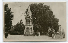 The Clock Tower Southampton Hampshire Uk 1910s real photo rppc postcard