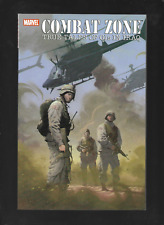 COMBAT ZONE: TRUE TALES OF GIS IN IRAQ #1 - FIRST PRINTING! - (9.2) 2005