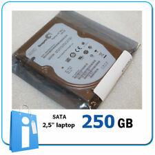 Disco duro interno HD 2.5 Laptop Portatil SATA 250GB 5400rpm SEAGATE ST9250311CS