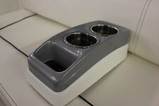 Portable Cup Holder (Marine Pontoon Boat (Silver) Discontinued BUYCUPHOLDERS.COM