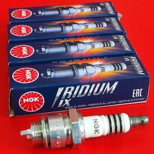 4x NGK Zündkerze Iridium IX Alfa Romeo 1.6 1.8 Audi 1.7 BMW Fiat 0.8 Porsche 3.2