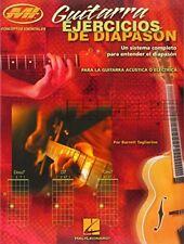 Guitarra Ejercicios de Diapason: Un Sistema Completo Para Enterder El Diapason (
