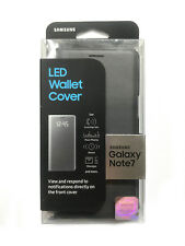 (LOT OF 100) Samsung LED Wallet Cover for samsung Galaxy Note 7 (FE) Fan Edition