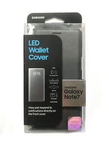 Samsung LED Wallet Cover for samsung Galaxy Note 7 (FE) Fan Edition