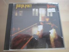 JEAN LUC PONTY - FABLES  - CD