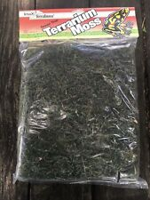 Reptile Moss Green Tree Large Case Of 12 One Gallon Bags