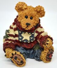 "Boyds Bears & Friends Bearstone Collection ~ ""Proud To Be A Bearmerican"" Mib"