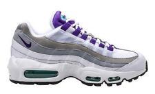Nike Air Max 95 PRM OG Women's SZ 8.5 White/Court Purple Grape Retro 307960-10