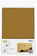 Tomytec (Diorama Sozai 002-2 Hatake 2) Field 2 1/150 N scale