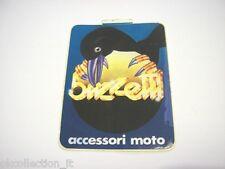 VECCHIO ADESIVO MOTO / Old Sticker Vintage BUZZETTI ACCESSORI MOTO (cm 7x10)