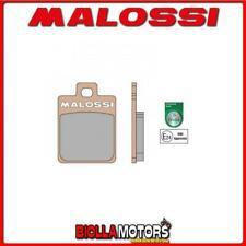 6215006 PASTIGLIE FRENO MALOSSI SINTERIZZATE POSTERIORI GILERA RUNNER FX 125 2T