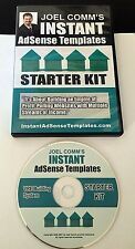 Joel Comm's Instant Adsense Templates Starter Kit