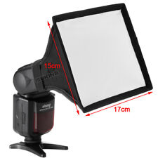 Meking White Flash Diffuser Cover Light Softbox For Canon Nikon Sony Speedlite