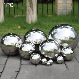 Mirror Ball Disco Seamless Stainless Steel Dance Glitter Sphere Decoration Hotel