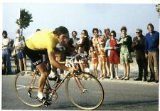 TOUR DE FRANCE EDDY MERCKX CARTE PUB EXPO LEGENDES CYCLISME BRUXELLES