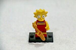 LEGO 71005 Simpsons Minifigure - Lisa Simpson #4 - Excellent