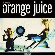 Texas Fever [EP] [2/4] by Orange Juice (Vinyl, Feb-2014, Domino)