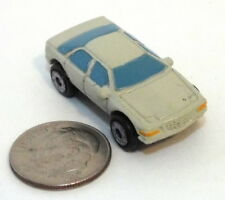 Small Micro Machine Plastic Cadillac Voyager in  Beige