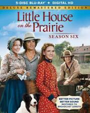 LITTLE HOUSE ON THE PRAIRIE - SEASON 6 USED - VERY GOOD BLU-RAY
