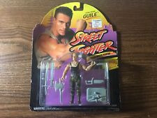 Street Fighter Sonic Boom Guile Official Movie Figure Hasbro Toy 1994