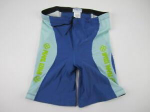 Womens Large Pearl Izumi Kawaihae Race Tri Short blue cycling padded triathlon
