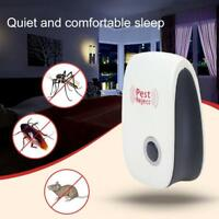 Electronic Ultrasonic Pest Repeller Mosquito Rejector Mouse Rat Mouse Repellent