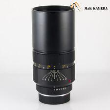 Leica Telyt-R 250/4.0 250mm f/4.0 Ver.I Serie VIII 8 Yr.1974 Canada for M240 SL