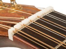 Zero Glide ZS-20 Tuerca Ranurada de reemplazo para guitarras de 12 Cuerdas
