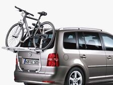 NEW GENUINE VW TOURAN ACCESSORY TAILGATE 2 BIKE HOLDER CARRIER