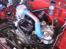 Blow Through Turbo Plenum to suit WEBER 32/36DGV Bonnet Hat Gemini Escort Datsun