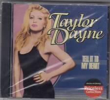 Taylor Dayne - Tell It To My Heart (CD 1999) NEU/Sealed !!!