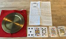 Vintage Supreme Magic Rosini Card Transposition Complete Set