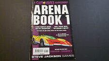Car Wars Arena Book 1 by Steve Jackson Games