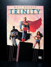 COMICS: Superman/Batman/Wonder Woman: Trinity tradepaperback (2004, 1st Print)