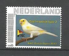 PERSOONLIJKE POSTZEGEL POSTFRIS MET EIGEN INVULLING  VOGELS BIRDS (3)