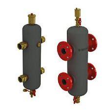 """R146I Separatore idraulico in acciaio filettato R146IY006 1 1/4"""" GIACOMINI"""