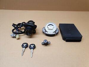 Yamaha YZF R6 5SL ECU CDI Complete ignition lock set & X2 keys ,Fits 2003 - 2005