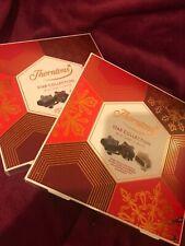 SALE 2 Boxes English Thornton's Star Chocolate Xmas Collection Truffles Pralines