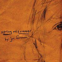 Spring And Summer 2 CD Jon Foreman Format Audio CD