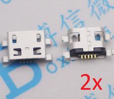 2x Micro USB Buchse 5 Pin